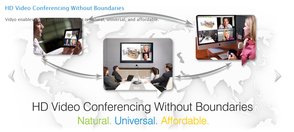 HD Video Conferencing without Boundaries